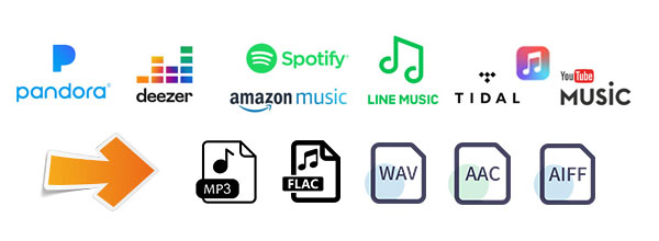 Download Streaming Music for Offline Listening
